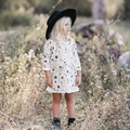 Rylee and Cru Flora Slouch Dress - <B>Last one size 18-24M</B>