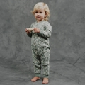 Rylee and Cru Winter Floral Long Jumpsuit