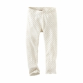 Tea Collection Bali Safari Radiant Rice Leggings in Apple - <B>Last one size 12</B>