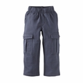 Tea Collection Swedish Style French Terry Cargos in Indigo - <B>Last one size 2</B>