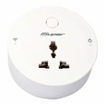 iOS/Android controlled Wi-Fi enabled smart outlet switch