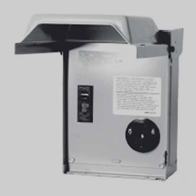 Midwest 30A Power Outlet 120V R32U Receptacle