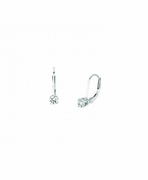 20 pointer each diamond earrings