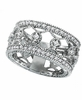 Diamond Eternity Ring Band White Gold