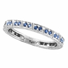 Sapphire Stack Stackable Ring