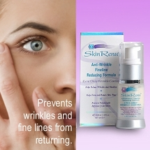 Anti-Wrinkle Fineline Reducing Formula for Eyes by SkinRenu