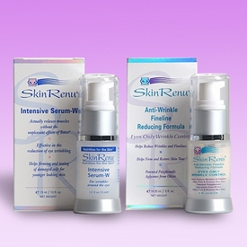 Our Best Eye Wrinkle Solution by SkinRenu