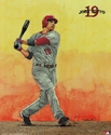 Joey Votto Lithograph