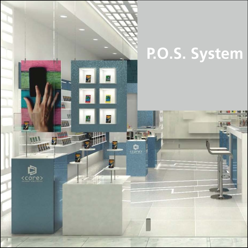 P.O.S. SYSTEM