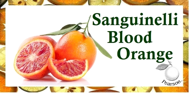20 pounds Sanguinelli Blood Oranges