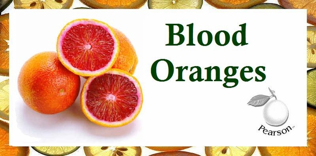 10 pounds Moro Blood Oranges