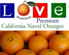 <b>California Navel Oranges</b>