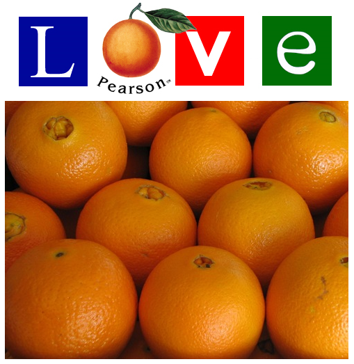 Love&#174 Premium Navel Oranges 35 lbs.
