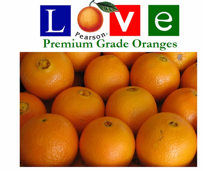 Love&#174 Premium Navel Oranges