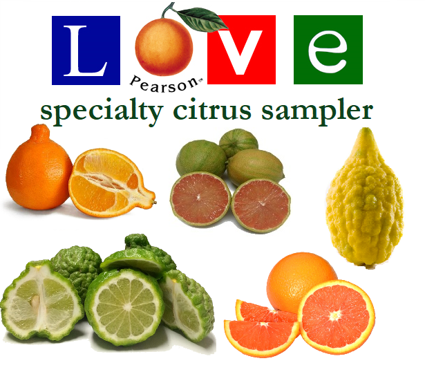 5 pound Specialty Citrus Sampler
