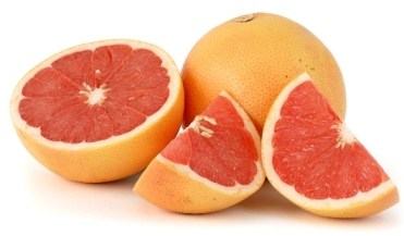 Half Order-Star Ruby Grapefruit