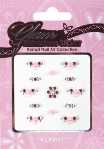 Glam Rhinestone Sticker 12