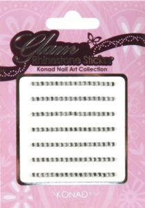 Glam Rhinestone Sticker 19