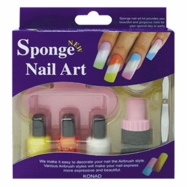 Sponge Nail Art Kit B(YOW)