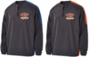 1/4 ZIP JACKET - EMB LOGO