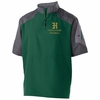 1/4 ZIP SHORT SLEEVE JACKET - MEN'S SIZING