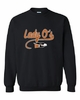 LADY O'S BASIC CREW NECK SWEATSHIRT