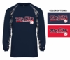 CAMO PERFORMANCE LONG SLEEVE TEE - ADULT ONLY