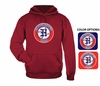COOPERSTOWN - PERFORMANCE HOODED SWEATSHIRT