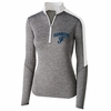 ELECTRIFY HEATHERED 1/4 ZIP - WOMEN'S SIZING