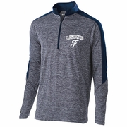 ELECTRIFY HEATHERED 1/4 ZIP - ADULT & YOUTH