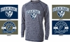 ELECTRIFY HEATHERED LONG SLEEVE TEE - ADULT & YOUTH