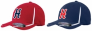 FAN HAT - FLEXFIT SIZING - EMBROIDERED FRONT