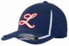 FAN  HAT - FLEXFIT SIZING - EMBROIDERED LOGO