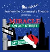 FOWLERVILLE COMMUNITY THEATRE