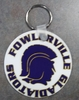 FOWLERVILLE KEY CHAIN