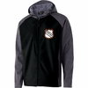 FULL ZIP SOFT SHELL JACKET - EMB LOGO
