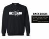 GRIT CREW NECK SWEATSHIRT - MEN'S SIZING
