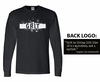 GRIT LONG SLEEVE T-SHIRT - MEN'S SIZING