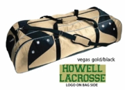 HOWELL LACROSSE BAG-SPECIAL PRICE!