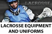 LACROSSE EQUIPMENT AND UNIFORMS