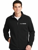MEN'S FULL ZIP FLEECE JACKET
