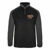 LADY O'S PERFORMANCE LT WEIGHT 1/4 ZIP - MEN'S