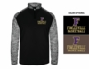 MEN'S PERFORMANCE LT. WEIGHT 1/4 ZIP-EMB LOGO