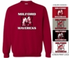 MILFORD MAVERICKS CREW NECK SWEATSHIRT