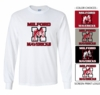 MILFORD MAVERICKS LONG SLEEVE TEE