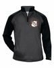 PERFORMANCE 1/4 ZIP SWEATSHIRT - EMB LOGO