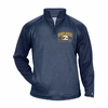 PERFORMANCE 1/4 ZIP FLEECE - NAVY