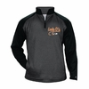 LADY O'S PERFORMANCE FLEECE 1/4 ZIP PULLOVER