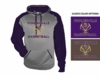 PERFORMANCE HOODED SWEATSHIRT