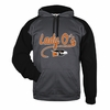 LADY O'S PERFORMANCE HOODED SWEATSHIRT